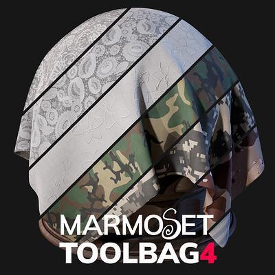 Toolbag 4 Materials - Fabrics Part 1