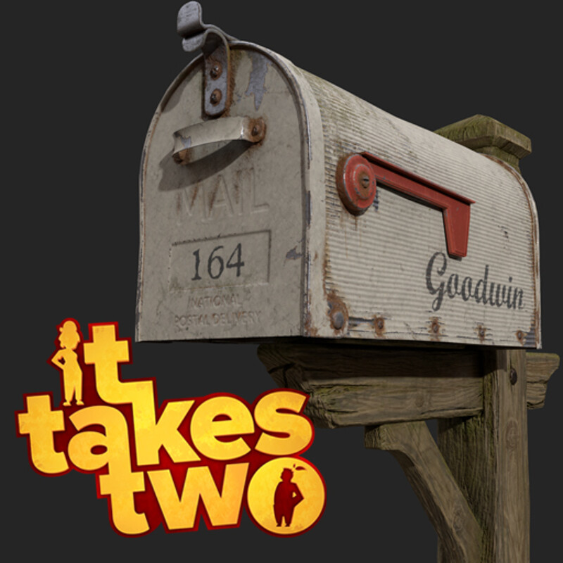 It Takes Two - Mailbox