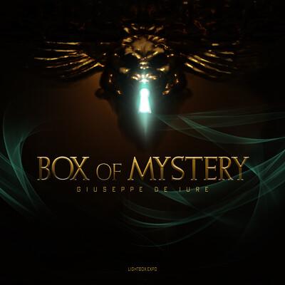 Giuseppe de iure giuseppe de iure box of mystery insta dig