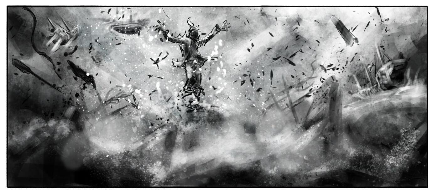 Storyboard - Battle of Svensksund