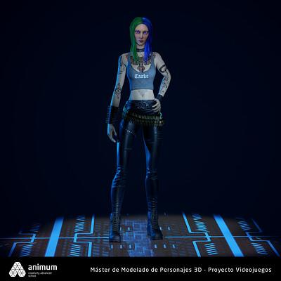 Alan alvarizaes alan alvarizaes modelado 3d videojuegos alan alvarizaes 07
