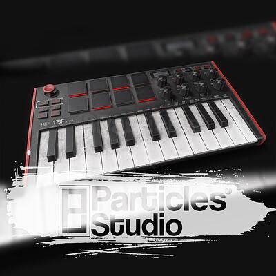 Keyboard Instrument | Game asset