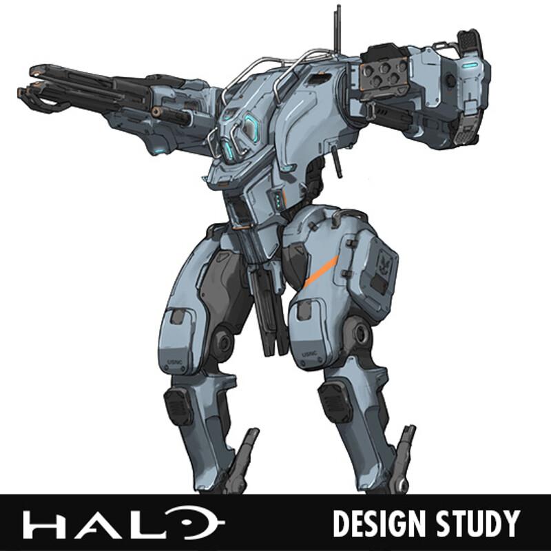 Halo - Design Study 03