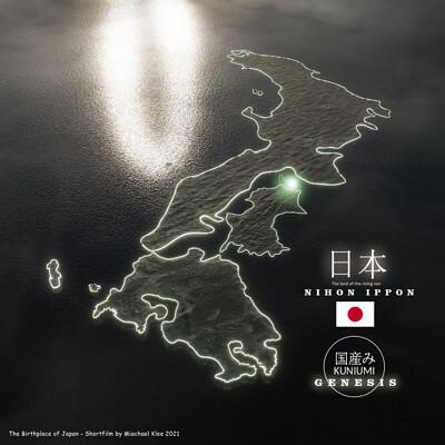 Michael klee michael klee kuniumi nippon japan genesis 3 project by michael klee 2021