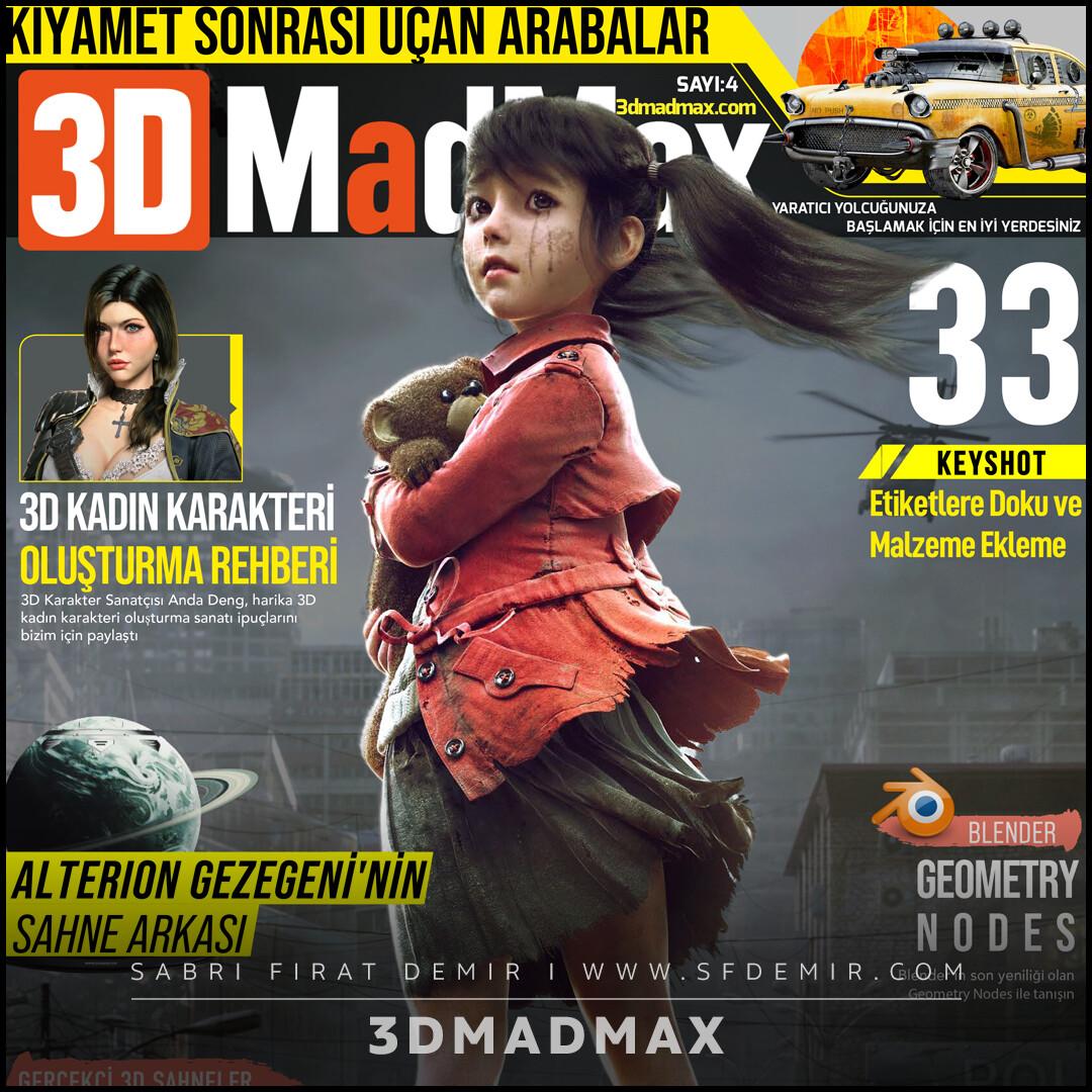 3DMadmax May