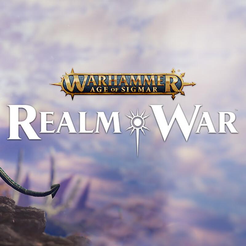 Warhammer Age of Sigmar:- Realm War