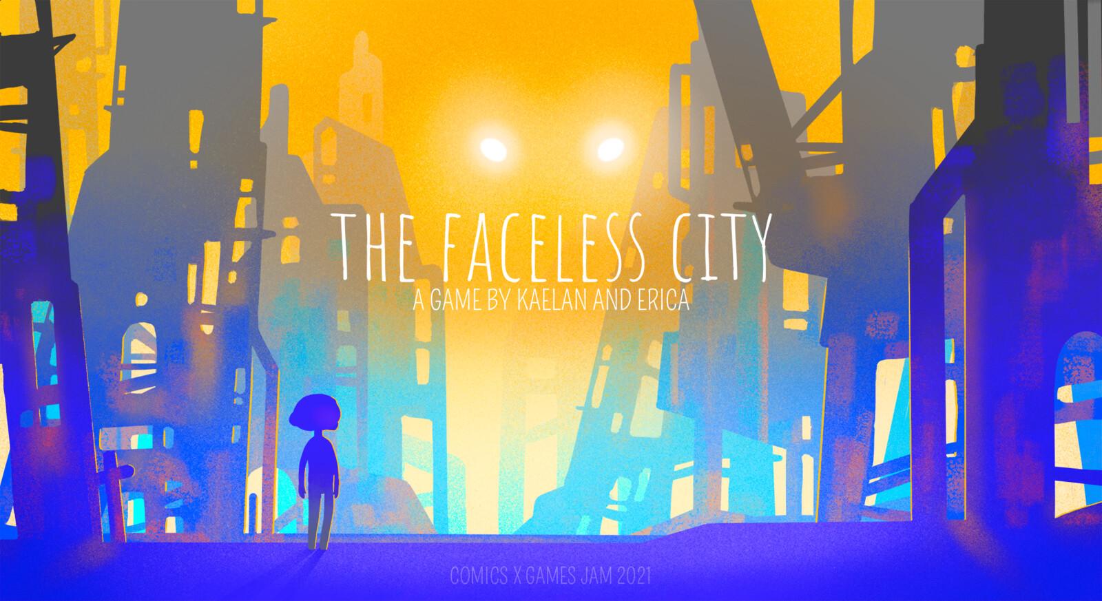 Game Development - The Faceless City
