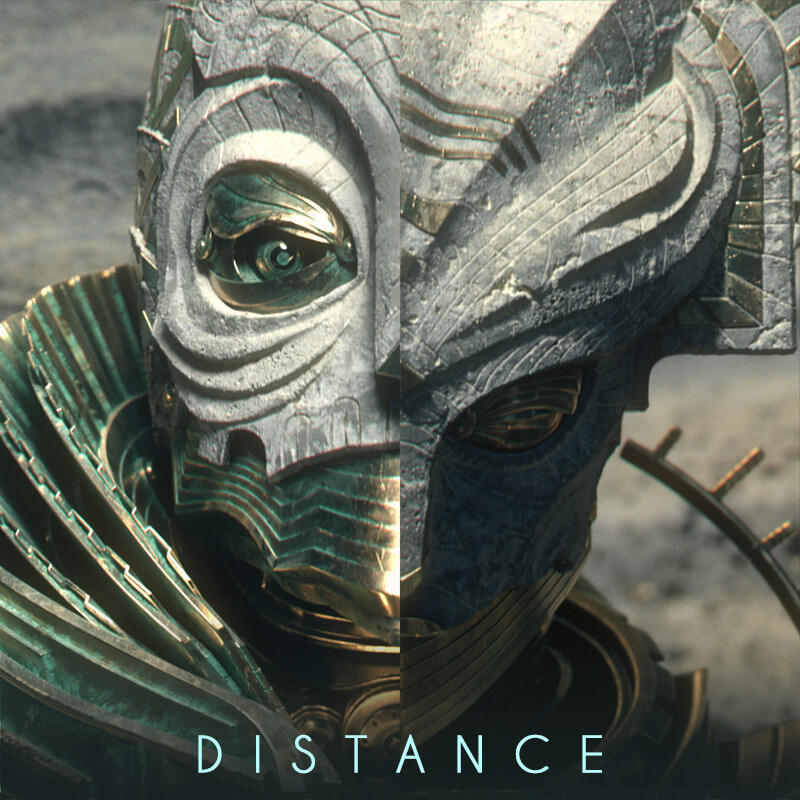 Distance - The fable III