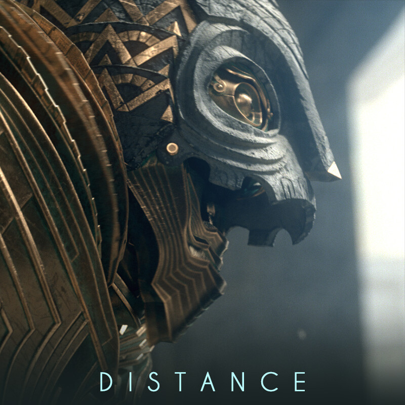 Distance - The fable IV