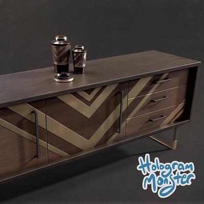 Hologram monster studio hologram monster studio small props 02 tnail