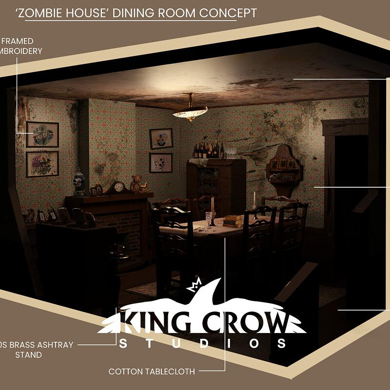 Dining Room Breakdown