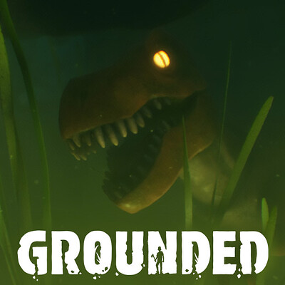 Grounded - Sunken T. Rex