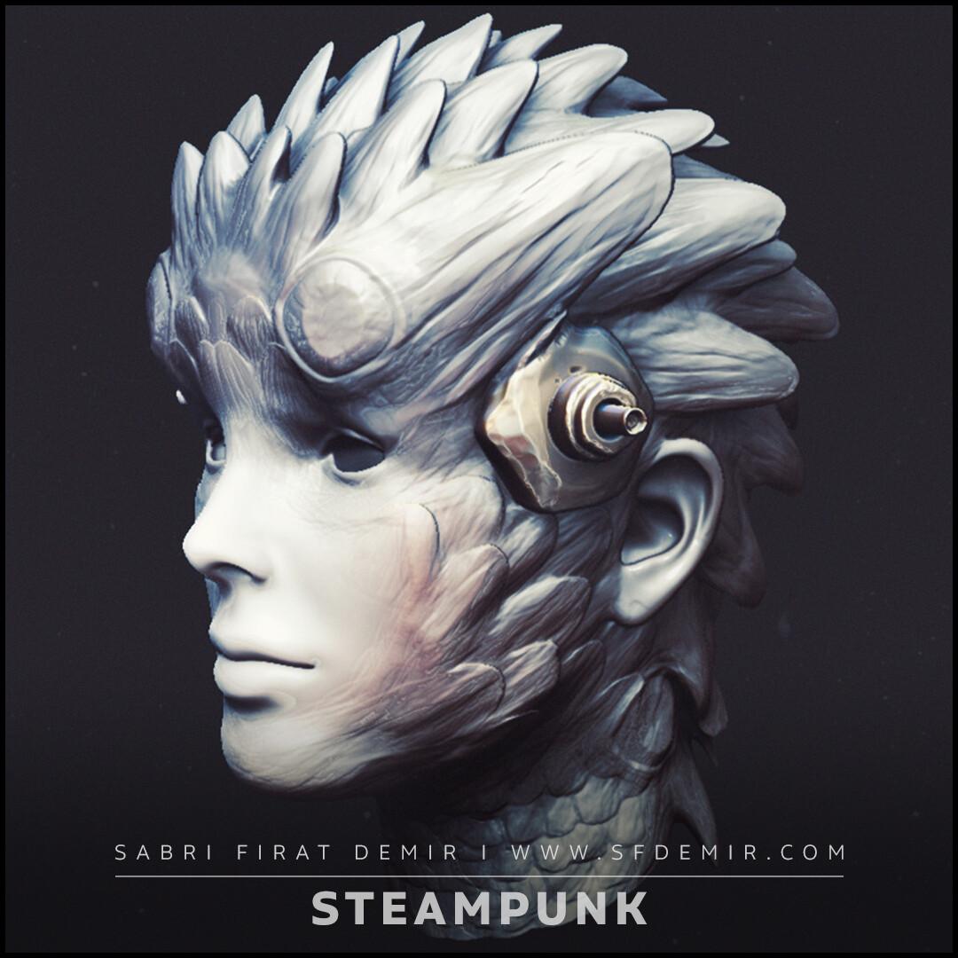 Steampunk Quenn
