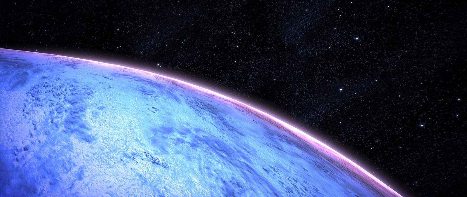 Mass Effect Planets and Moons (BioWare)