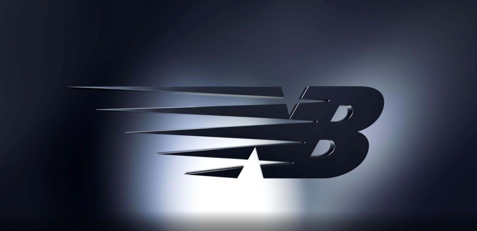 New Balance Logo animation