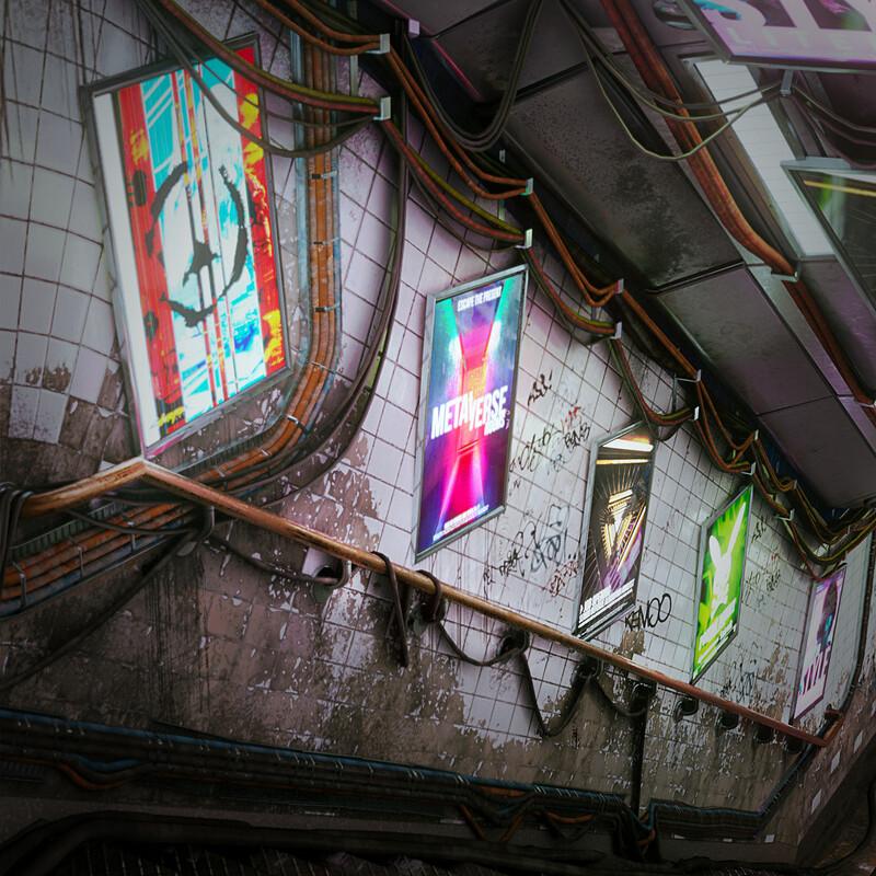 London Underground 2053
