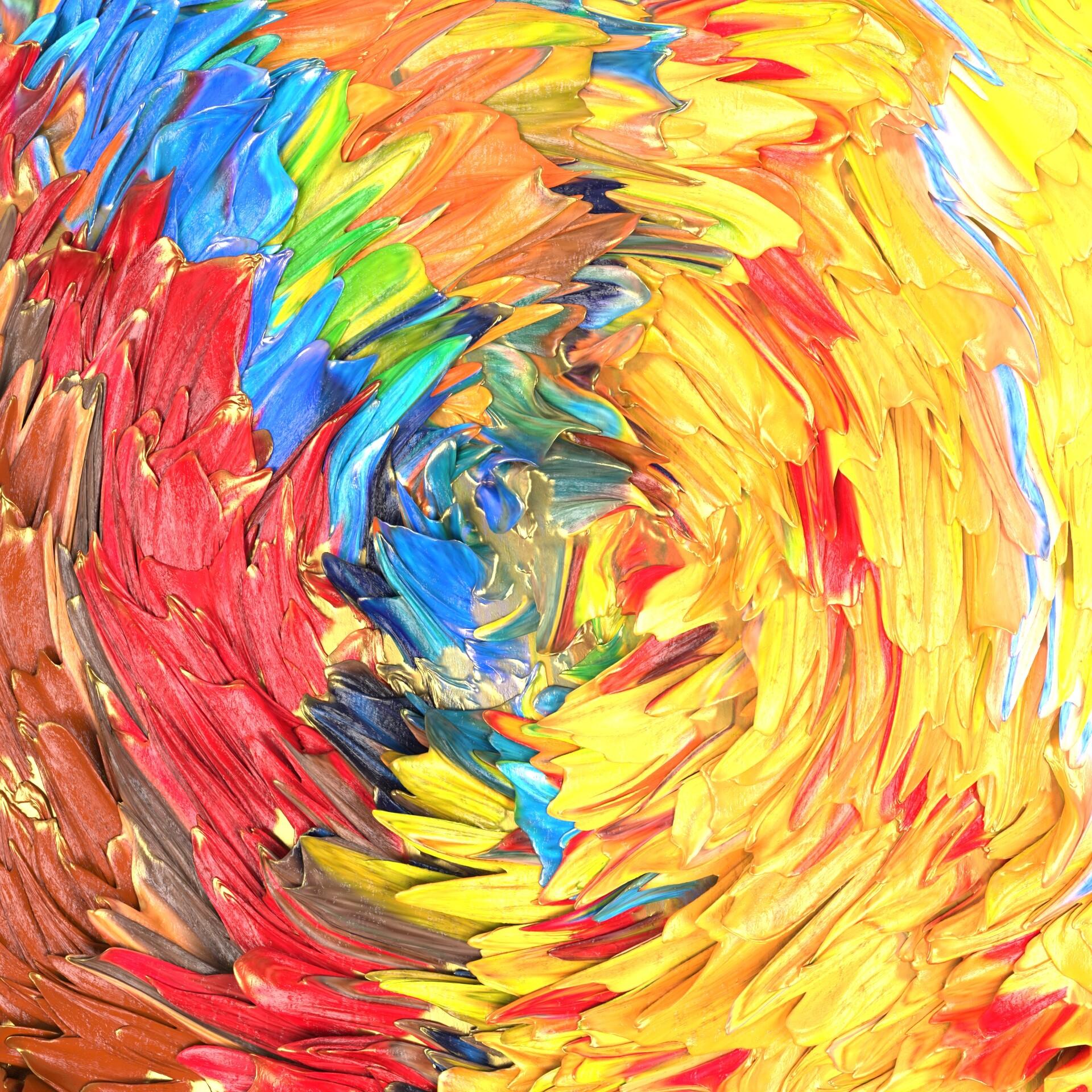 Flow Art