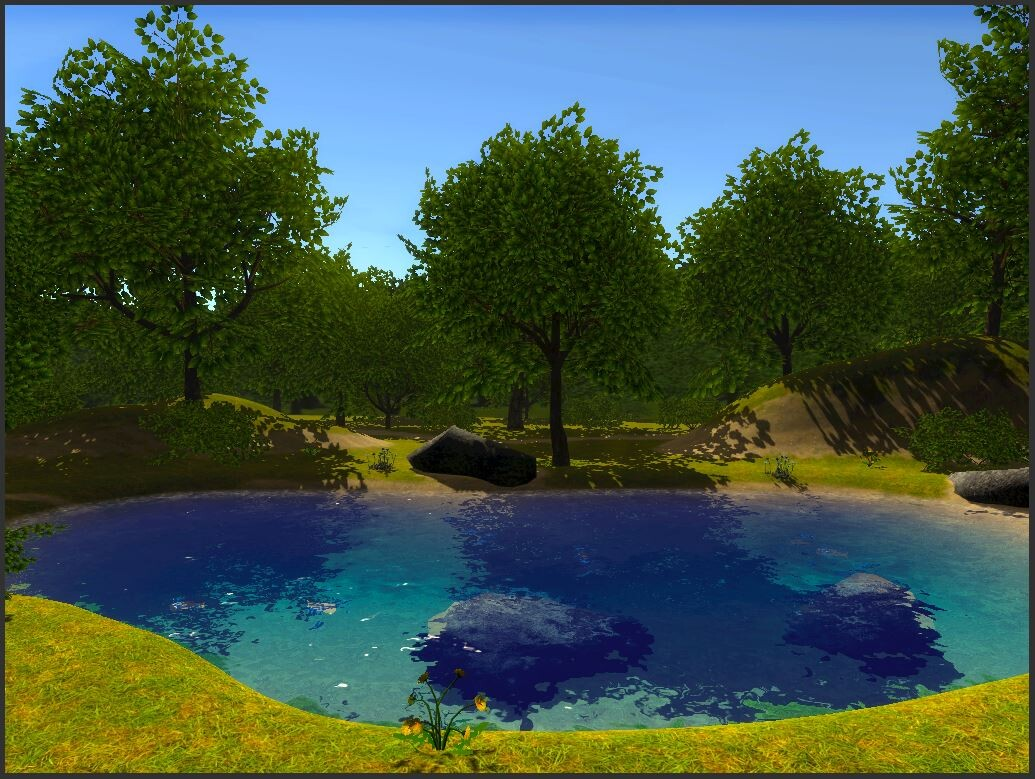 Ilium VR Meditation Environments