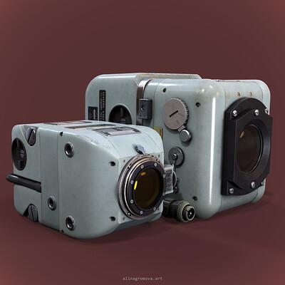 Maurer Aerial Cameras