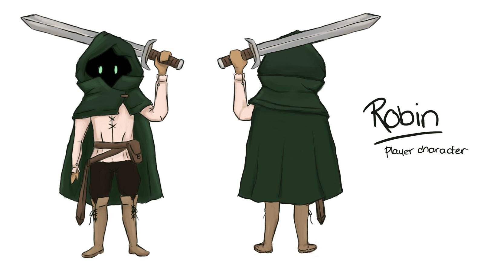 Hubbeston | Robin; the Wandering Adventurer
