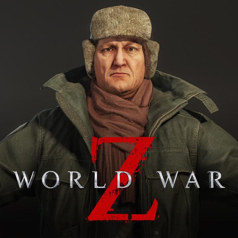 WWZ character