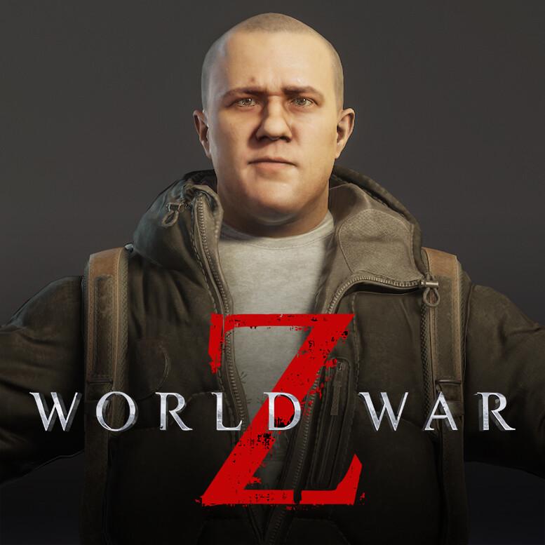 "WWZ character ""Survivor"""