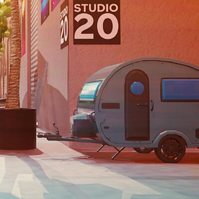The Studio Lot
