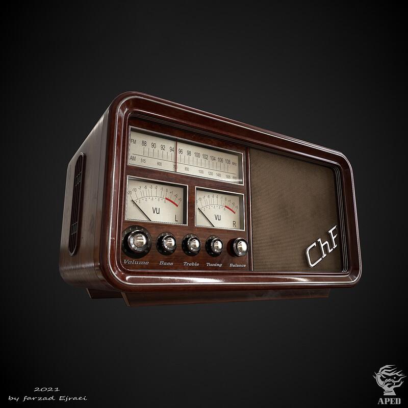 Vintage Radio ( Christian Ferrari)