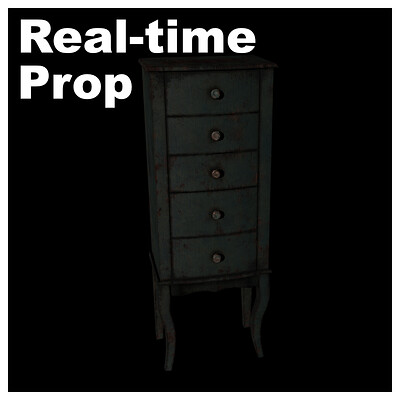 Moldy Old Dresser - Real-time