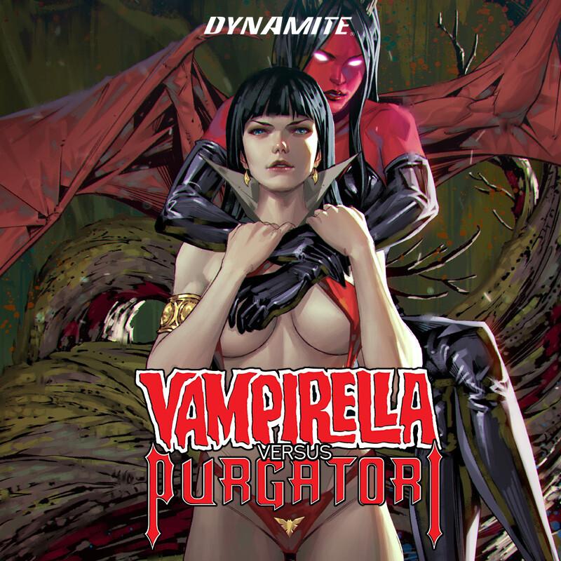 Vampirella VS Purgatori