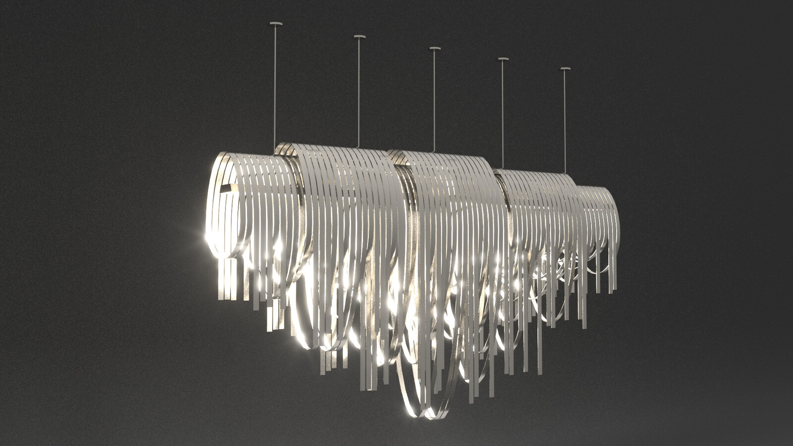 Procedural Modelling: Light Fixture Collection