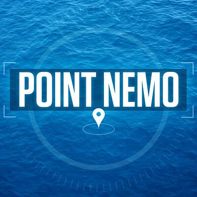Matthew daday matthew daday point nemo logo
