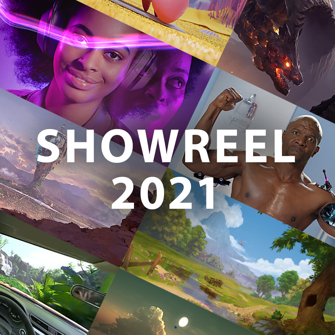Showreel 2021