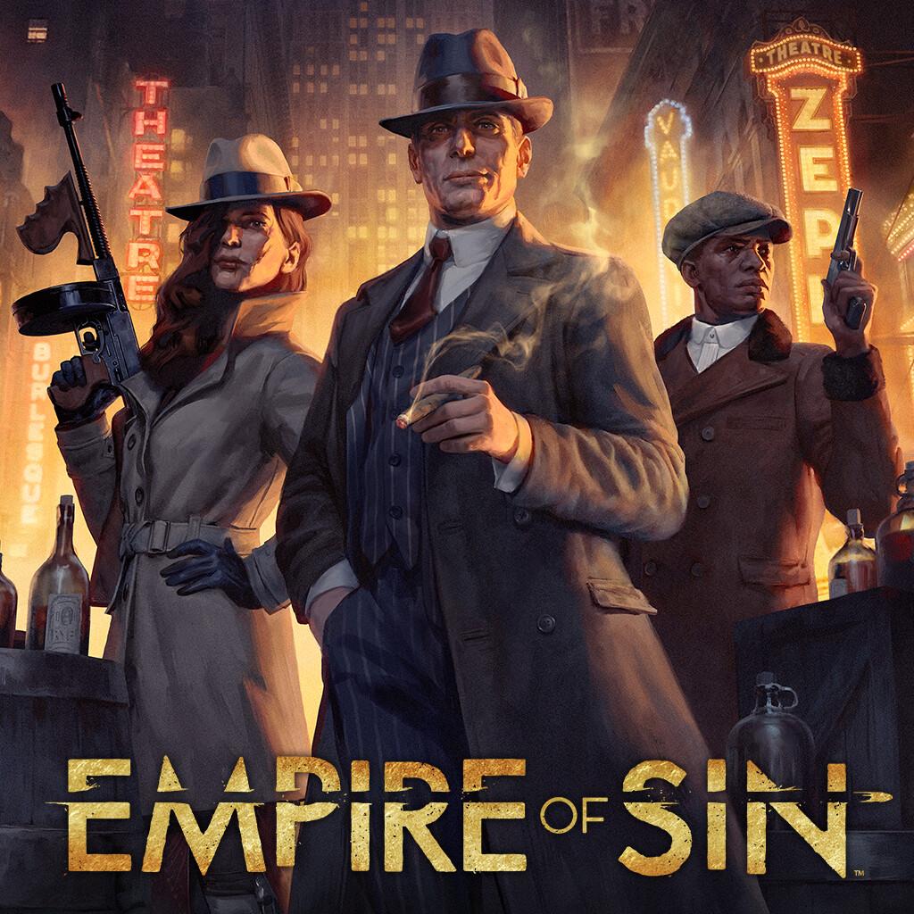 Empire of Sin Key Art