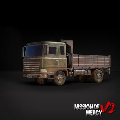 Jordan d waka jordan d waka momv2 truck