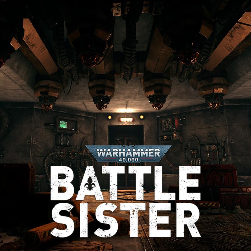 Warhammer 40,000: Battle Sister - Meltdown
