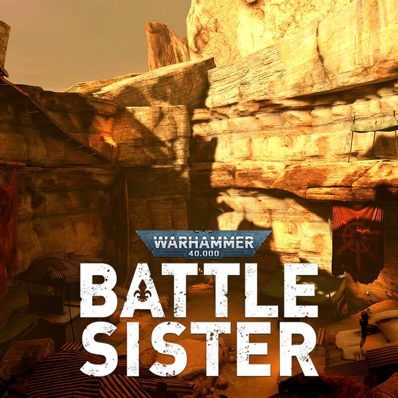 Warhammer 40,000: Battle Sister - Planetfall