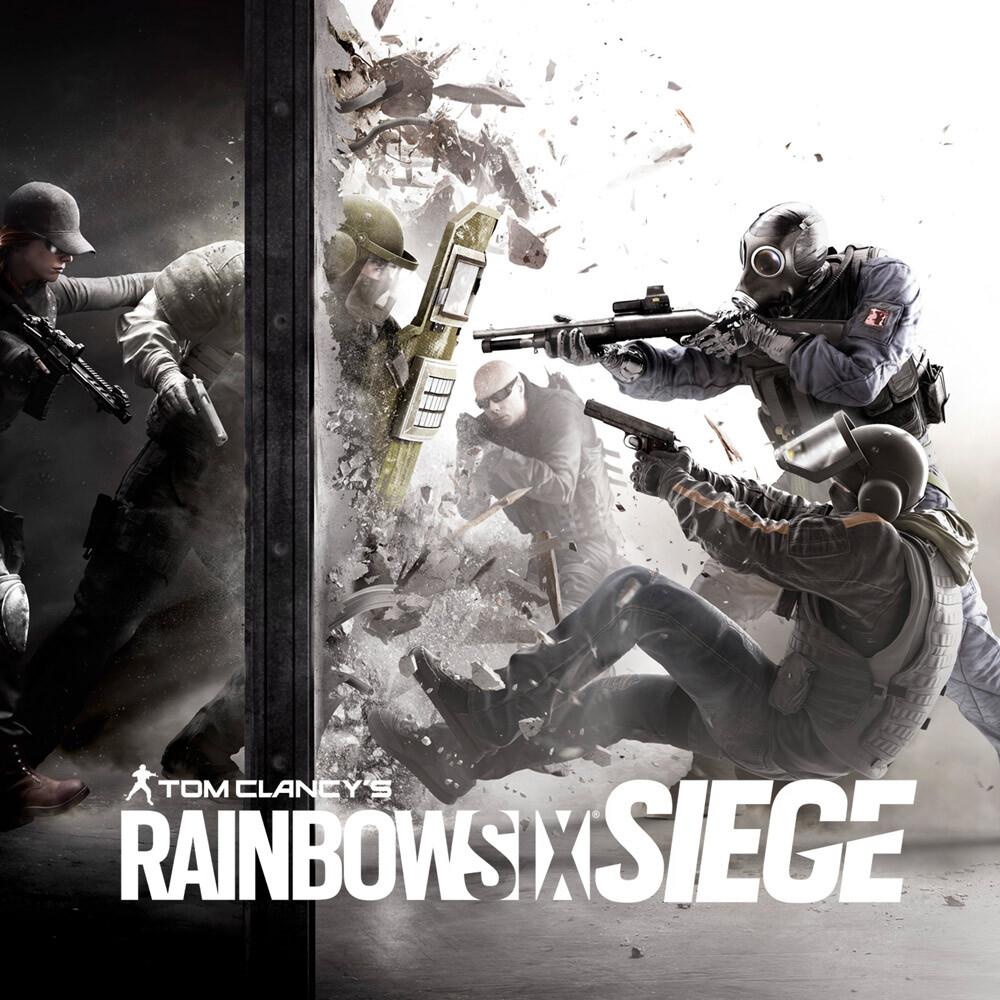 Rainbow 6 Siege Primary Keyart