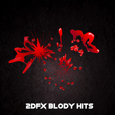 The 2DFX Bloody Hits