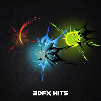 The 2DFX Hits