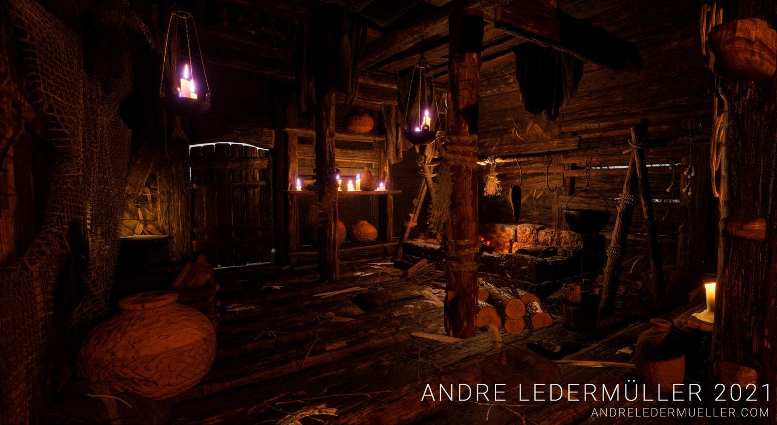 Fenja - Viking House - Kitchen
