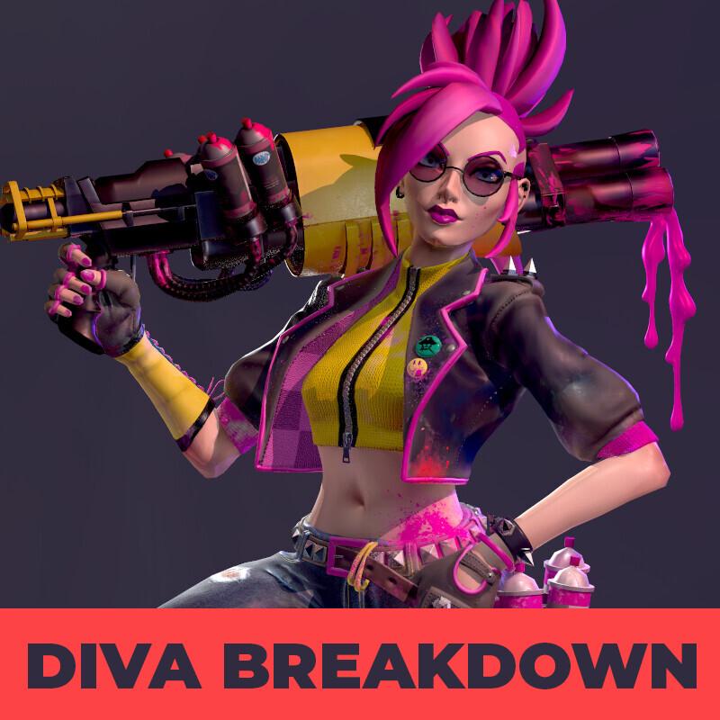 Diva Project Breakdown