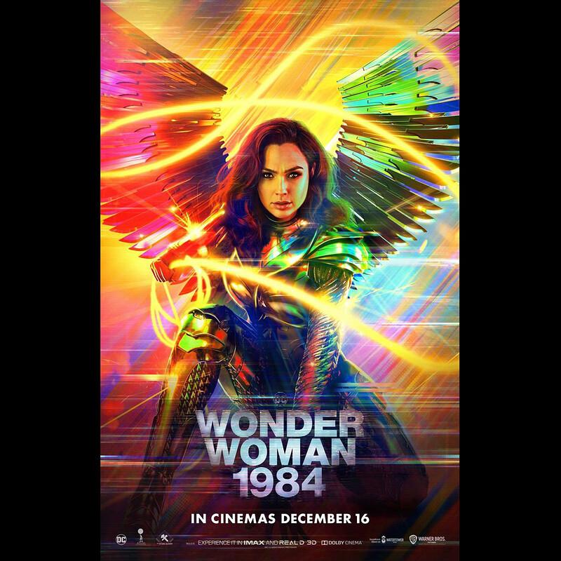 Wonder Woman 1984 - Modeling