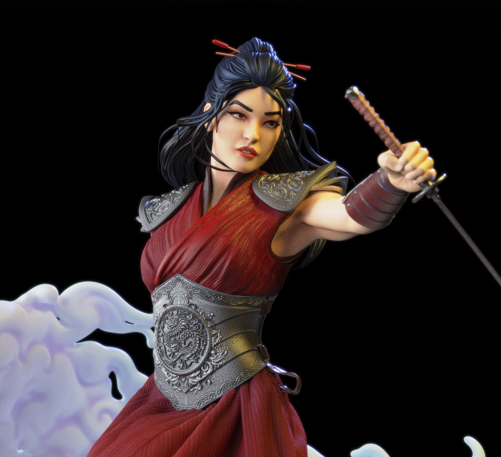 The Ninth Samurai