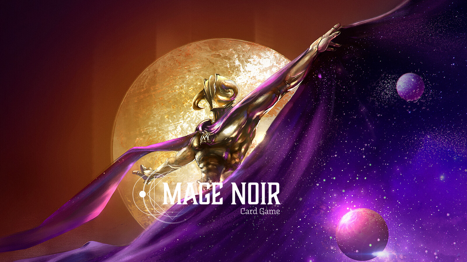 Galactic Mantle - MAGE NOIR
