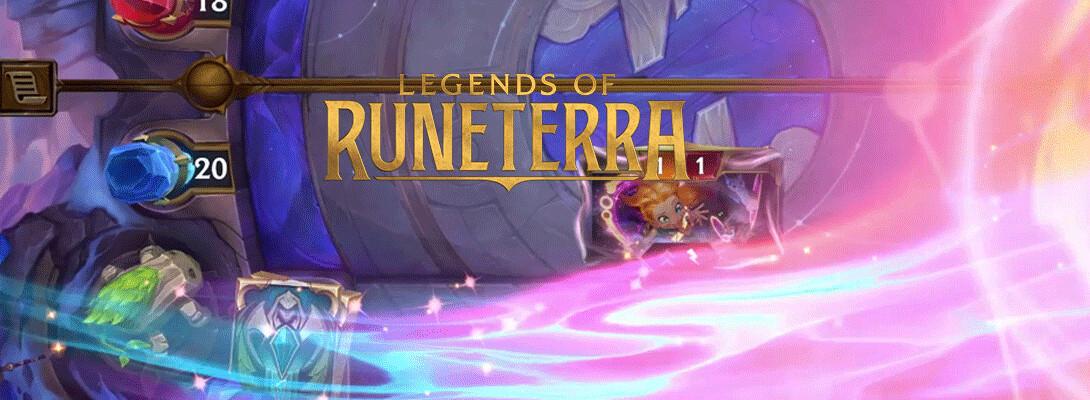 VFX Reel - Legends of Runeterra