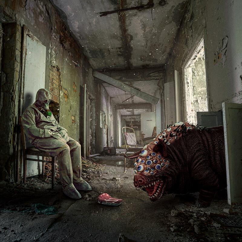 Chernobyl illustration