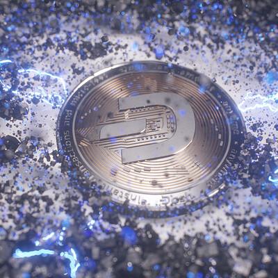 Dash Coin 3D Visualization