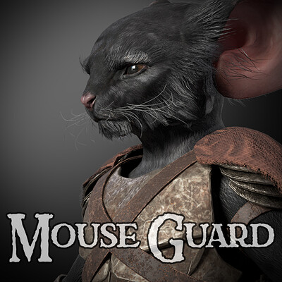 Craig dowsett craig dowsett mouseguard