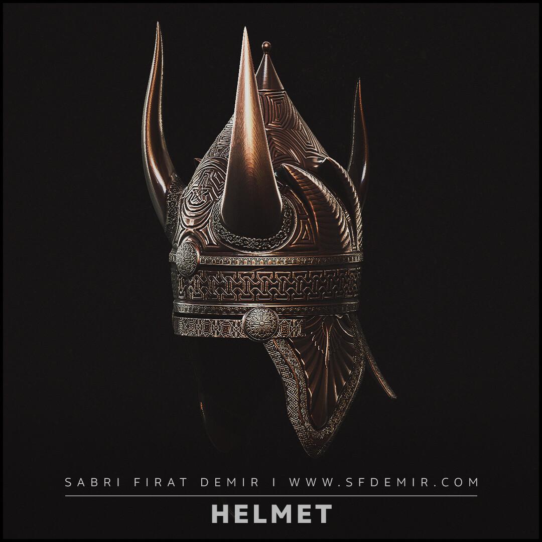 Helmet Of The Sultan